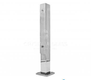 CG CG Polished Stainless Steel Post – 15-3/4""
