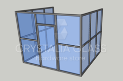 3 Wall Partition System